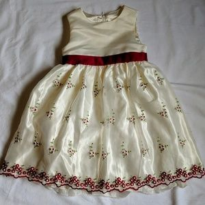 American Princess Holiday dress size 3T